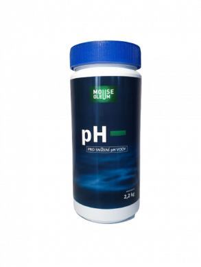 pH- 2.2 Kg
